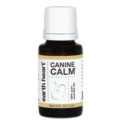 15ml Canine Calm Essential Oil Blend for Diffusers by Earth Heart Inc.