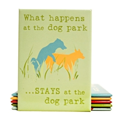 Dog Park Inspired by Dog Magnet