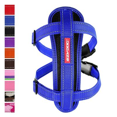 EzyDog Chest Plate Harness with Reflective Stitching
