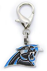 Carolina Panthers Logo Collar Charm