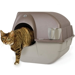 Roll n Clean Self Cleaning Litter Box