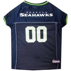 NFL Seattle Seahawks Dog Jerseys