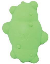Rubb 'N' Roll Chew Buddy Rubber toy - Green