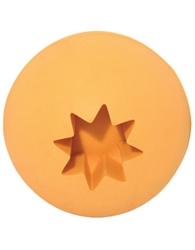 Rubb 'N' Roll Treat Ball - Orange