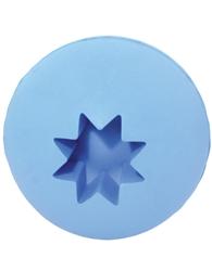 Rubb 'N' Roll Treat Ball - Blue