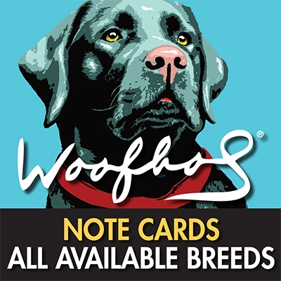 15 BREEDS AVAILABLE: WOOFHOL COLLECTION