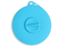 Flexible Suction Lid by Dexas:  Green, Pink, Blue, Gray