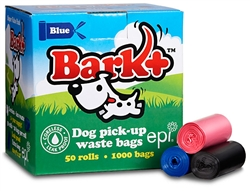 BARK+ 1000 pick up bags  master case