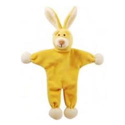 """Simply Fido - Lucy 9"""" Bunny - Stuffless Toy w/Crinkle"""
