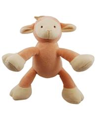 "Simfly Fido - Petite 6"" Lolly Lamb w/ Squeaker"