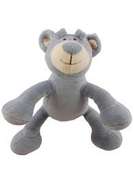 "Simply Fido - Petite 6"" Wally Bear w/ Squeaker"
