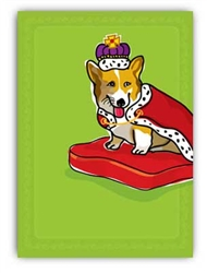 Birthday: Corgi Queen