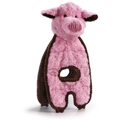Cuddle Tugs Pig by Charming Pet
