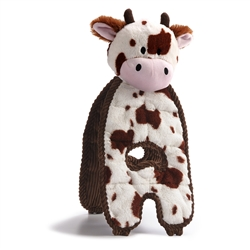 Cuddle Tugs Cow by Charming Pet