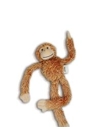 My BFF Plush Shaggy Monkey Toy  Tan