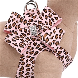 Pink Cheetah Couture - Nouveau Bow Step-In Harnesses