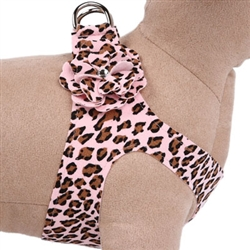 Pink Cheetah Couture Tinkie's Garden Step In Harness