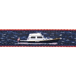 "Power Boat- 1.25"" Collars, Leashes and Harnesses"