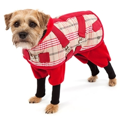 Coat | Horse Blanket Signature Red Plaid