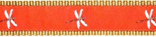 "Dragon Fly- 1.25"" Collars, Leashes and Harnesses"