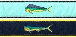 """Mahi Mahi- 3/4"""" Collars, Leashes and Harnesses"""
