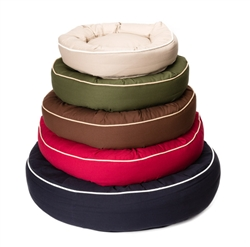 Bed   Solid Color Canvas Nesting Beds