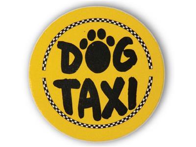 Dog Taxi - Car Coaster