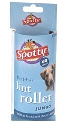 Spotty Jumbo Lint Roller Refill