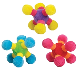 Tiny Nobbies Plush Dog Toys