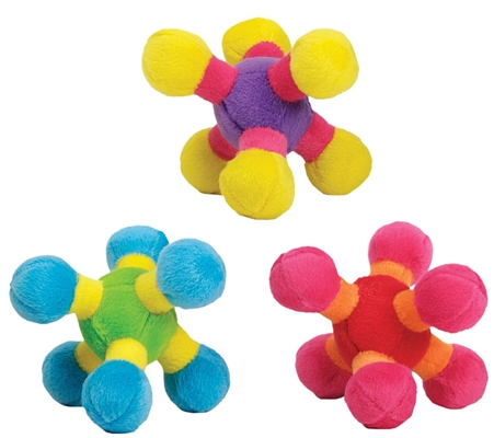 Tiny Nobbies Plush Dog Toys