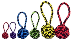 Nuts for Knots w/Tug (Assorted Colors) by Multipet