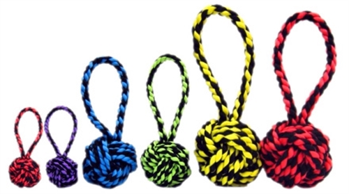 MultiPet - Nuts for Knots with Tug (assorted)