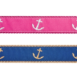 "Anchor - 1.25"" Collars, Leashes and Harnesses"