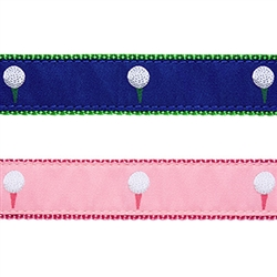 """Golf Ball - 1.25"""" Collars, Leashes and Harnesses"""