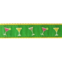 "Happy Hour - 1.25"" Collars, Leashes and Harnesses"