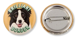"""Brilliant Border"" Buttons"