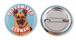 """Determined German"" Buttons"