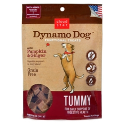 5 oz Pumpkin & Ginger Dynamo Dog Tummy
