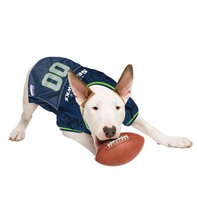 Seattle Seahawks Dog Jersey - NFL Dog Jerseys