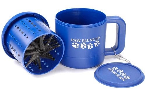 Blue Medium Paw Plunger
