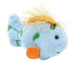 "MultiPet - Look Who's Talking Cat Toys - 1.25"" Fish"