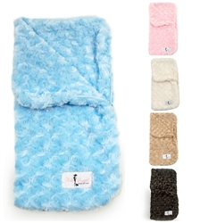 Snuggle Pup Sleeping Bags: Baby Blue