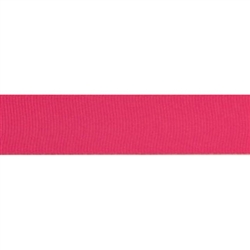 "Raspberry Grosgrain - 1.25"" Collars and Leashes"