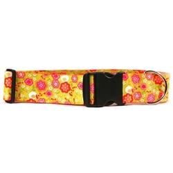 "Spring Bouquet 2"" Dog Collar"