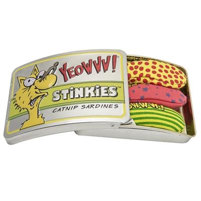 Yeowww! Tin of Stinkies