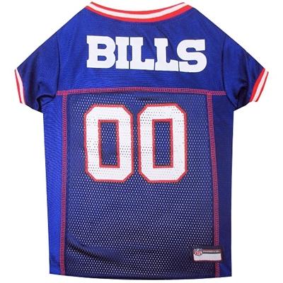 NFL Buffalo Bills Dog Jersey