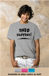 SHED Happens - 2-Pack of T-Shirts