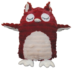 "Hoot The Owl 13"" Feathered Friends"