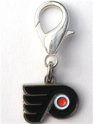 Philadelphia Flyers Dog Collar Charm