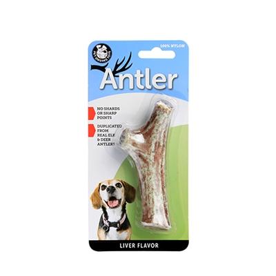 Liver Flavor Nylon Antlers
